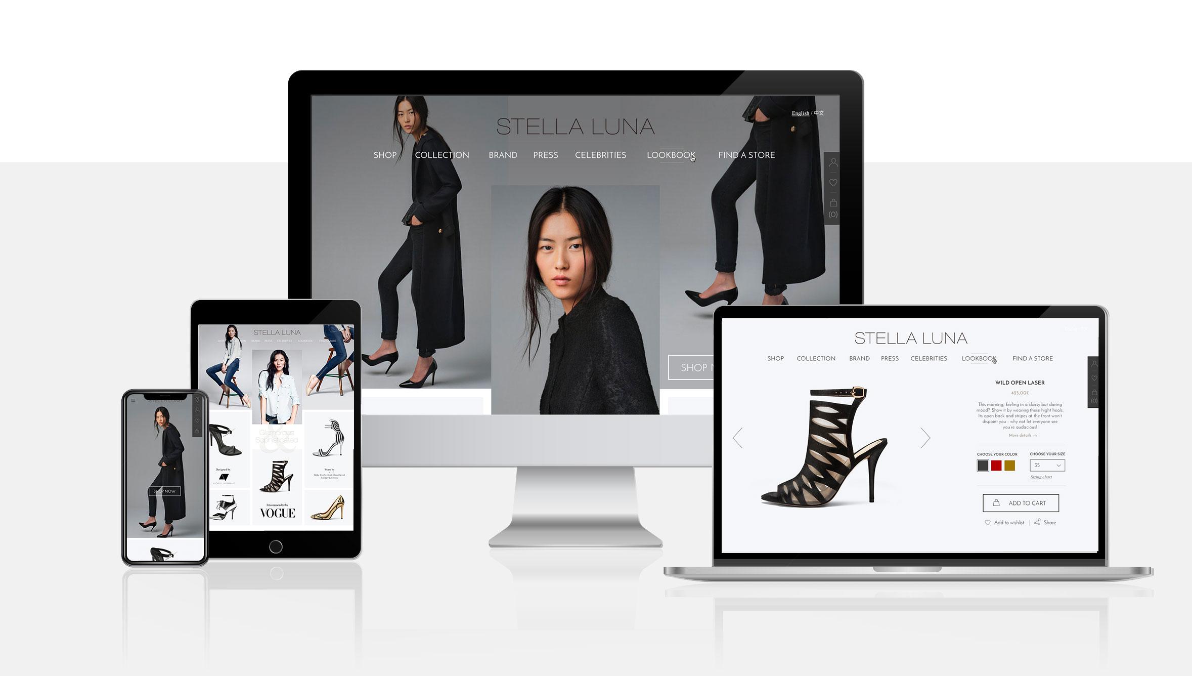 Claudia Berger - Webdesign - Stella Luna - 7