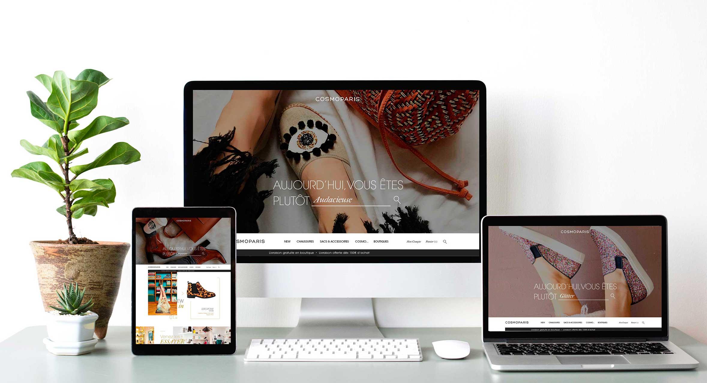 Claudia Berger Webdesign Cosmoparis 5